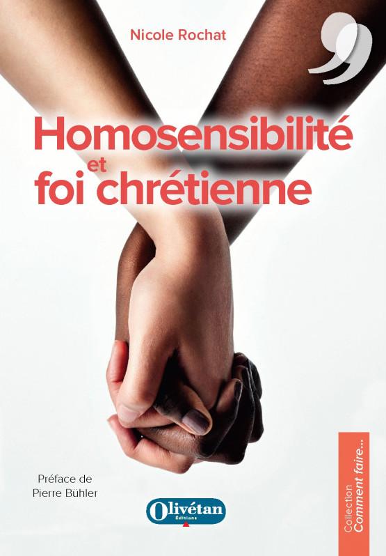 Couverture de Homosensibilité et foi chrétienne